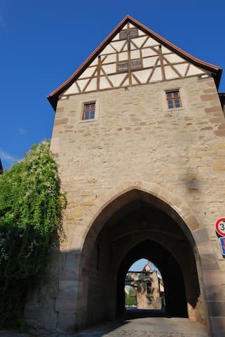 Stadttor Iphofen
