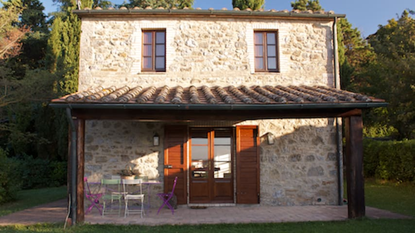Tuscany - Lovely house Val d'Orcia, private pool - San Casciano dei Bagni - Villa