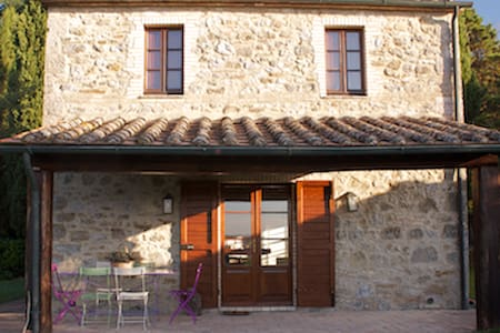 Tuscany - Lovely house Val d'Orcia, private pool - San Casciano dei Bagni - Βίλα