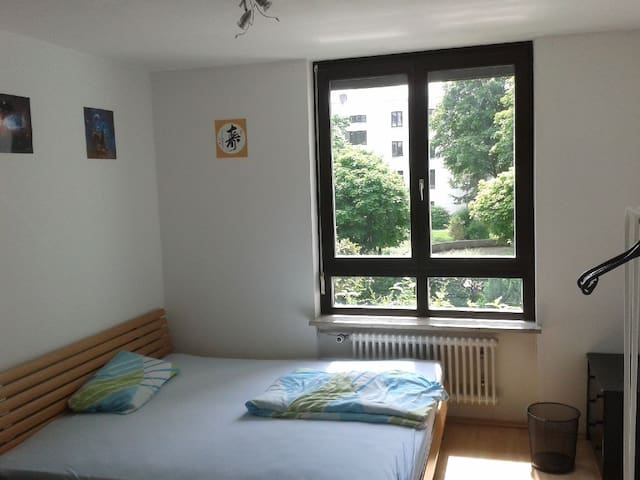 Room for 2 & help with CityVisit - Munic - Bed & Breakfast