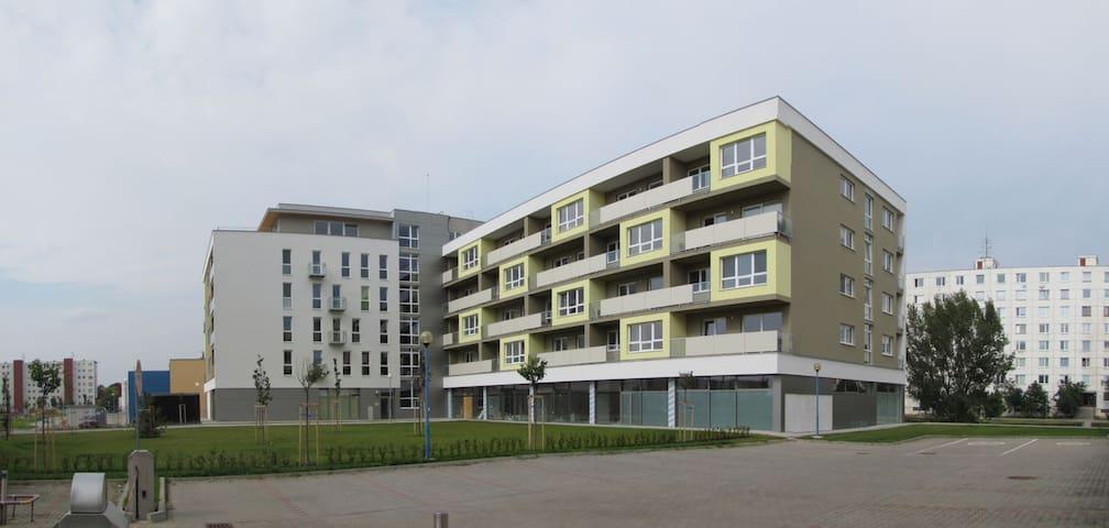Cosy apartment in Trnava centre - Trnava - Huoneisto