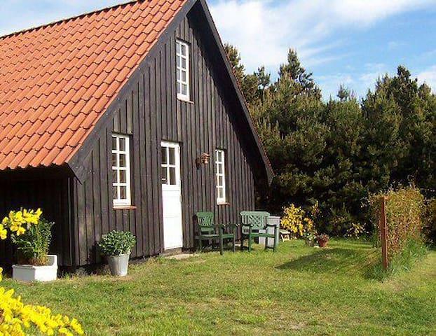 Gæstehus mellem by og strand - Ebeltoft - Квартира