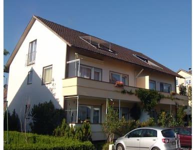 Ferienwohnung Hug 2.Stock links - Uhldingen-Mühlhofen - Apartamento