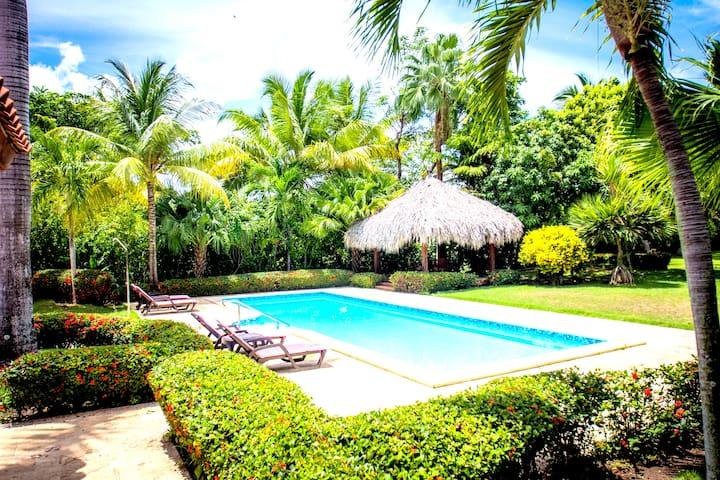 The heart of golf paradise. Fantastic views.+CUEVA - Punta Cana - Villa