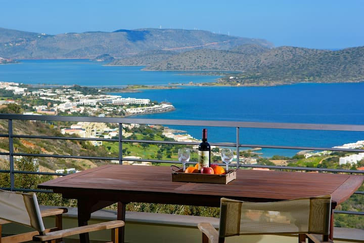 Elounda Irini Panoramic House