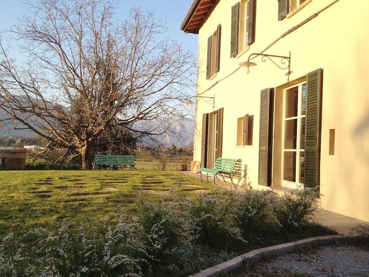 In campagna tra Milano e Lecco