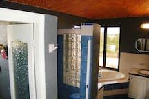 Baño contiguo