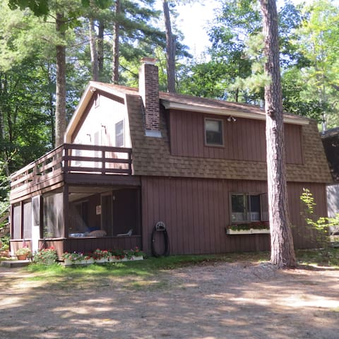 Ossipee Lake house