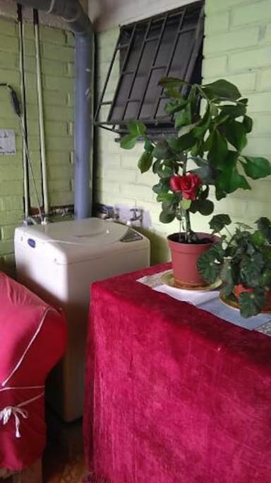 Lavadora automatica.