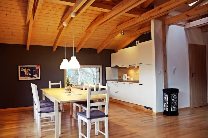 APARTAMENT nr 1 - Szczyrk - Wohnung