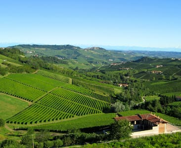 Barolo Vineyard Apartment SanPietro - Monforte d'Alba - อพาร์ทเมนท์