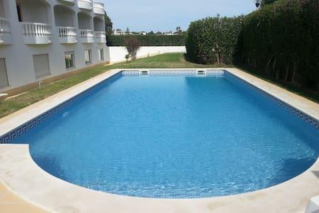 Casa Nostra 1 bed flat Praia da Luz - Luz