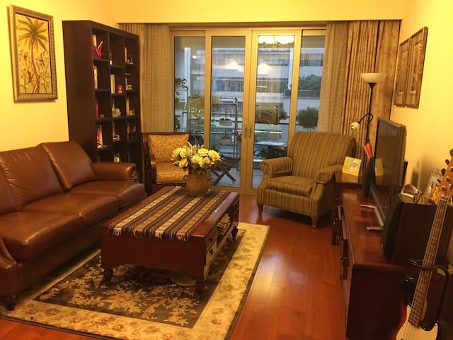 Sweet home near Century park/世纪公园公寓 - 上海