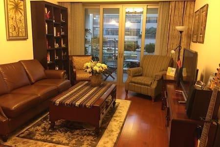 Sweet home near Century park/世纪公园公寓 - 上海 - Pis