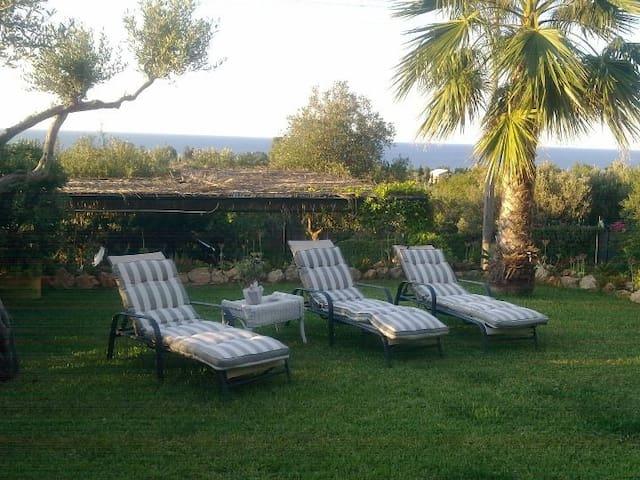 Panoramic countryhouse - Cinisi - Pis