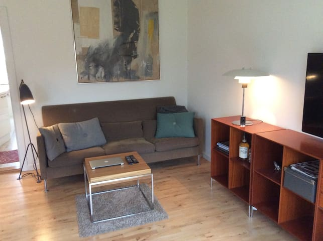 Cozyness close to shopping,forrest,sea and culture - Hørsholm  - Apartamento