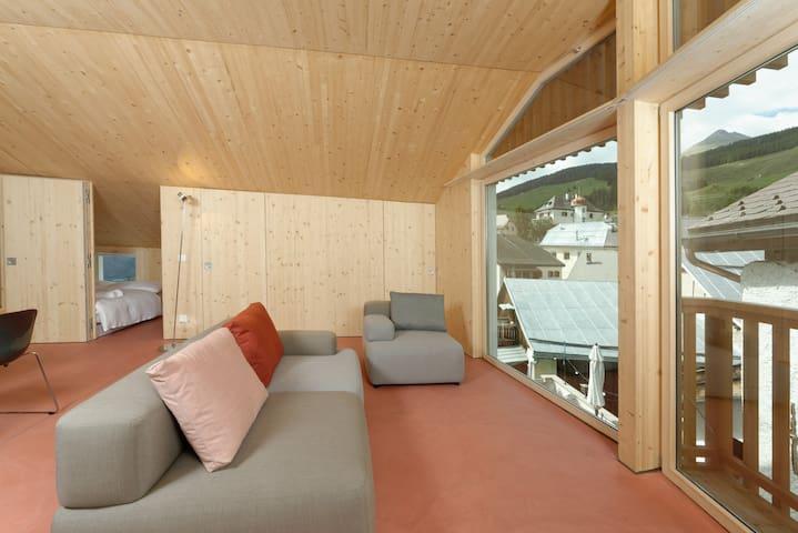 Alpenloft Loft Nr 7, in 7554 Sent