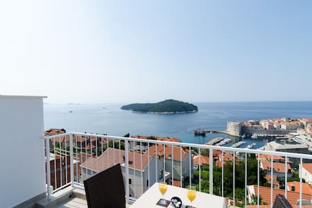 Luxury Apartment With Balcony (A1) - Dubrovnik