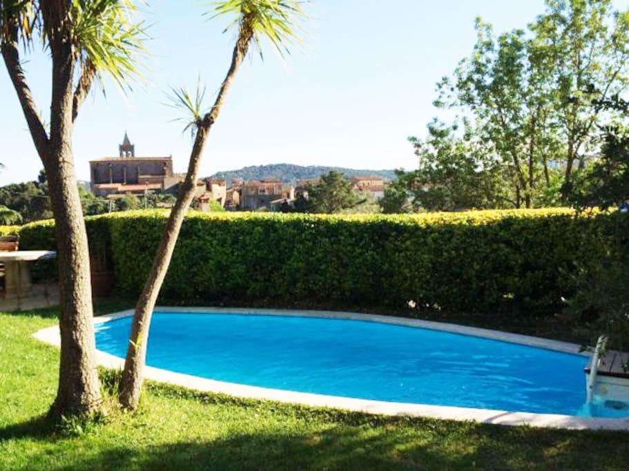fant stica casa rural con piscina cottage in affitto a