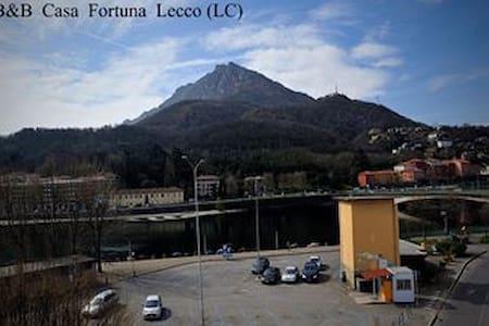 b&b Casa Fortuna-Room Mela Verde - Lecco