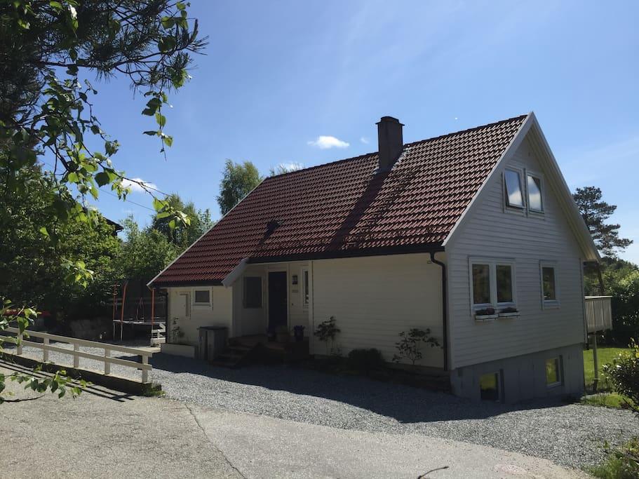 Bergen tertnes casas en alquiler en bergen hordaland for Casas en noruega