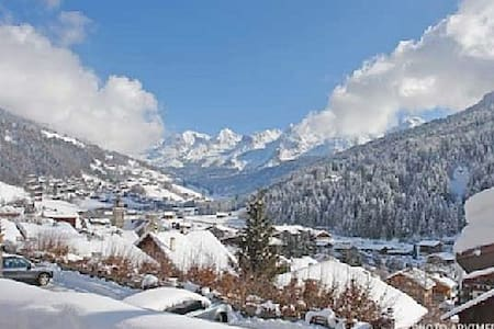 Studio Village/Pistes Vue Aravis - Le Grand-Bornand - Apartment