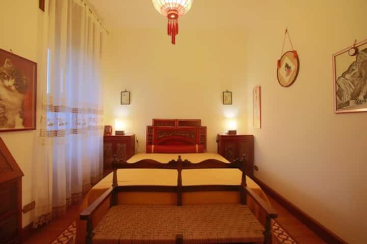 Bed&Breakfast Villa Sakiko