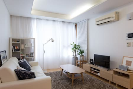 Spacious 1 BD Apt. in Bundang - Appartement