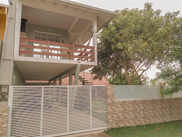 Hospedagem Costa - Apartamento na Praia d Pinheira