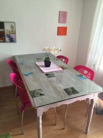 Beau Studio 40 m2 avec terrasse - Saint-Louis
