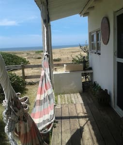 Casa entera frente al mar con medanos y bosques!!