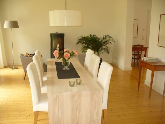 Haus Hirschpfuhl, Ferienwohnung Erdgeschoß