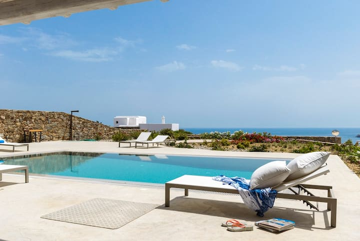 Villa Iliada - Private Pool with Seaview