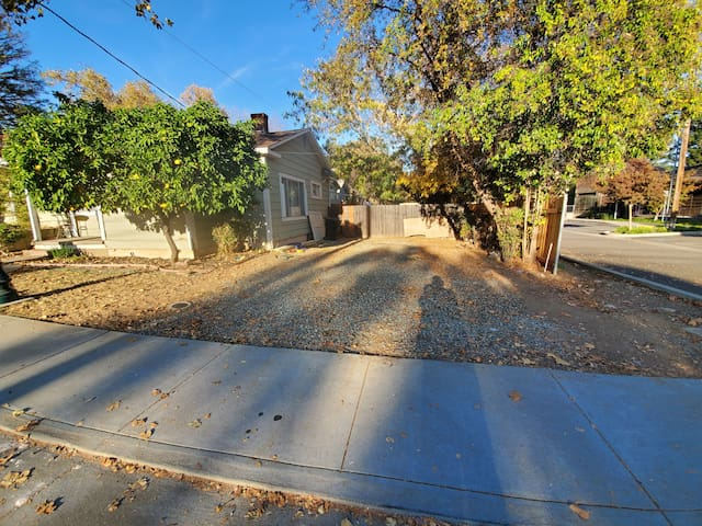 RV Site with Full Hookups,  Downtown Roseville