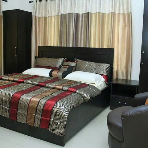 The hide service Apartments ikeja G.R.A