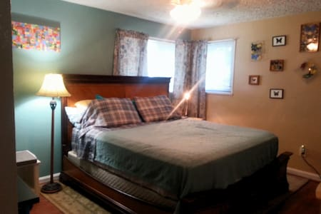 Great room, great location! - Silver Spring - Casa