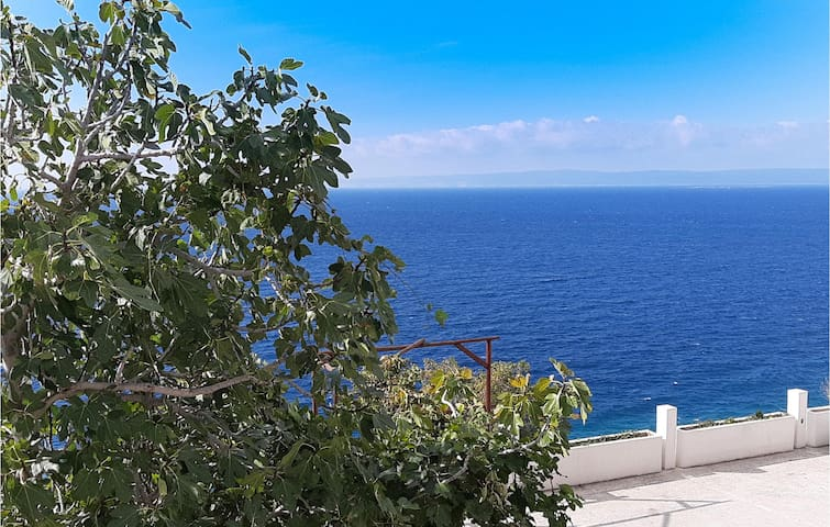 Holiday apartment with 1 room on 34m² in Stara Baska