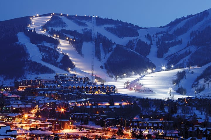 SKI IN/OUT to Marriott Summit Watch in Park City