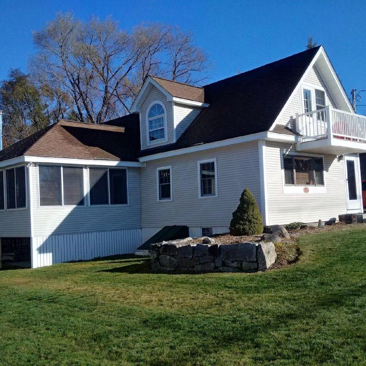 Meredith Bay lake house