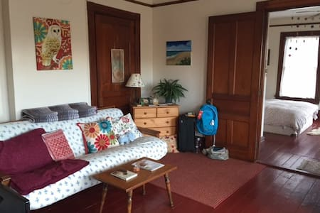 Cozy, Peaceful Nest in Montpelier - Montpelier - Apartmen