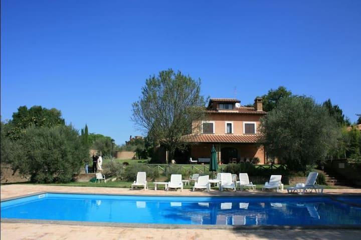 VILLA IRIS - Corchiano - Villa