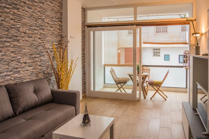 Central apartment near the sea, Puerto de la Cruz