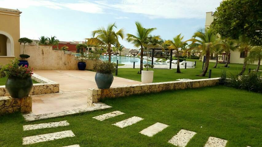 Fantastic 1B/1B  Resort Suite. Amazing location. - Punta Cana - Apartamento