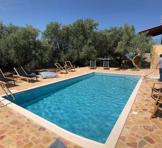 Villa Gaia - Magnificent Monemvasia