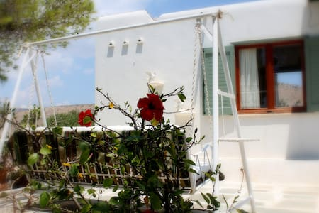 1AA16 Aegean traditional home in Athens - Thimari - House