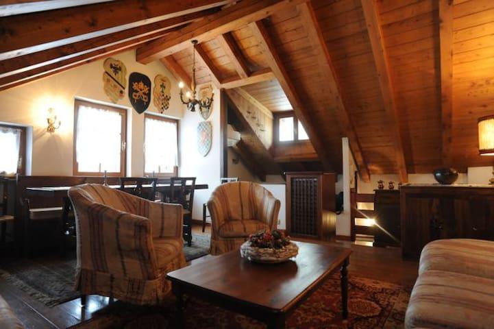 """wonderful house in """"Corso Italia"""", Cortina - Cortina d'Ampezzo - Casa"""