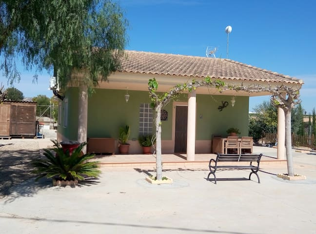 Chalet en zona rural Murcia - Librilla - Chalé