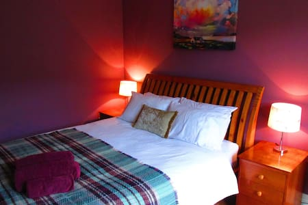 cosy room,king size bed. Room.2! @ Coire Lagan