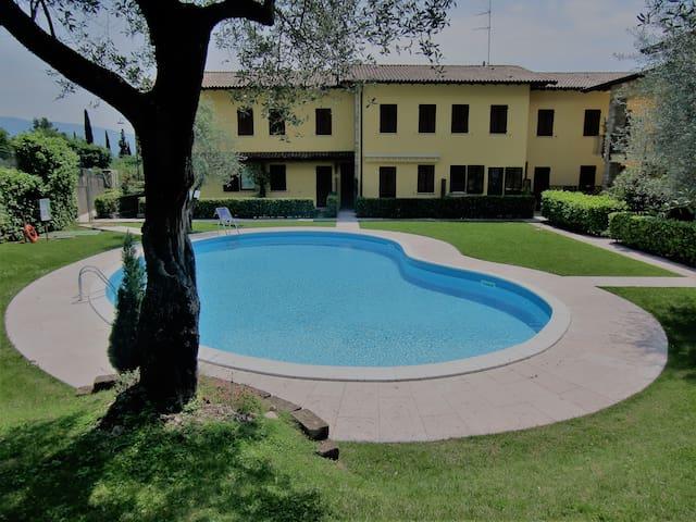 Casa Olivella - appartamento con piscina