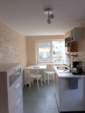 Tolles möbliertes Appartement - Buseck - Apartamento